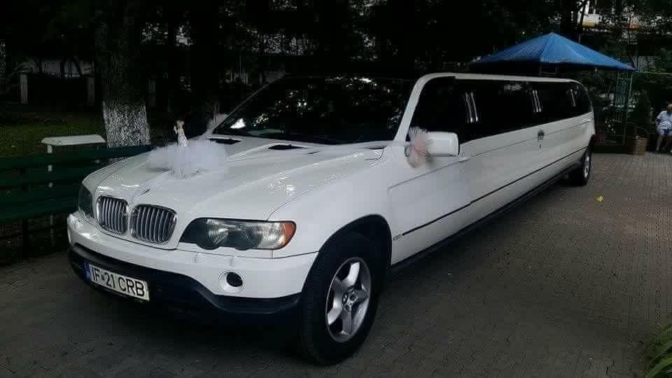 Limuzine Bucuresti – Limuzina BMW X5