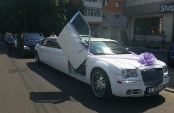 Limuzine Chrysler 300C (14)